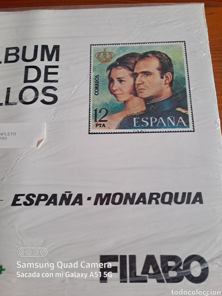 Sellos: HOJAS SUPLEMENTO, FILABO, ESPAÑA MONARQUIA, HASTA 1980, COMPLETO, NUEVO, ÚNICO, VER - Foto 4 - 251428500