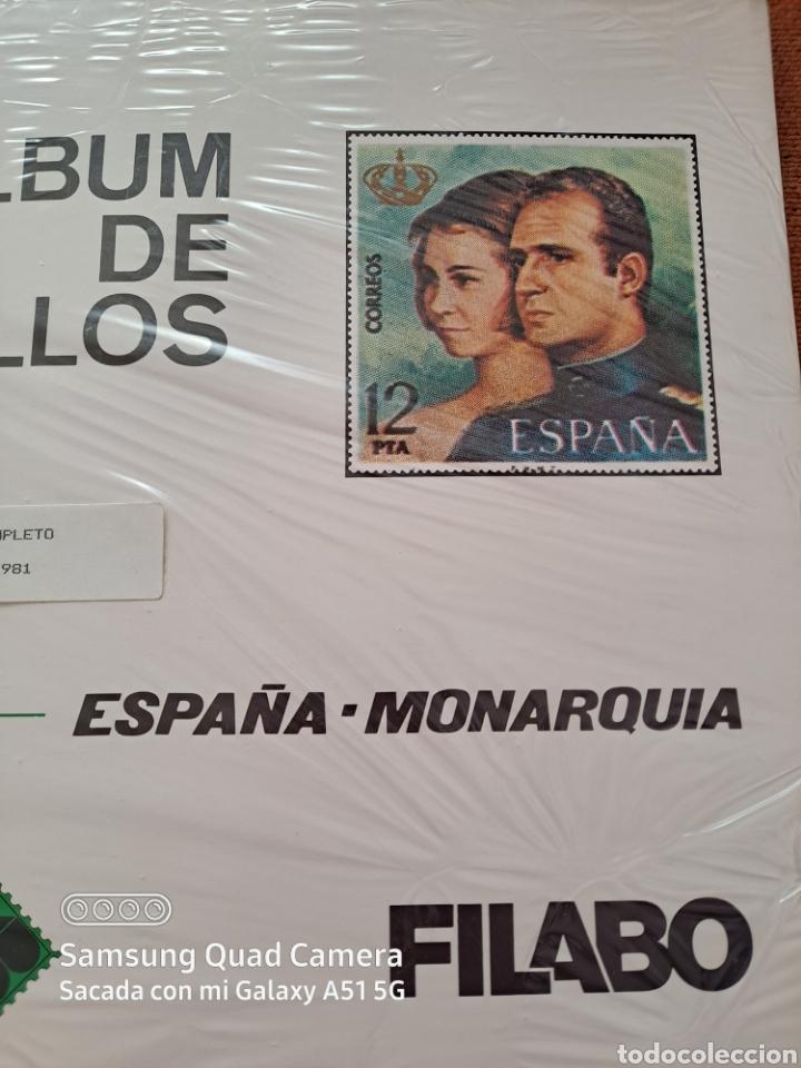 Sellos: HOJAS SUPLEMENTO, FILABO, HASTA 1981, COMPLETO, NUEVO, ÚNICO, VER - Foto 3 - 233087175