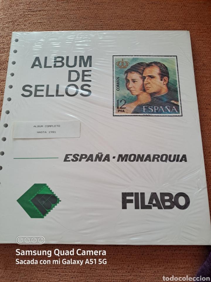 Sellos: HOJAS SUPLEMENTO, FILABO, HASTA 1981, COMPLETO, NUEVO, ÚNICO, VER - Foto 4 - 233087175