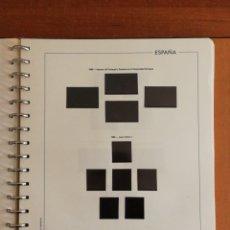 Francobolli: HOJAS EDIFIL ESPAÑA 1986 COMPLETO (FOTOGRAFÍA REAL). Lote 233481830