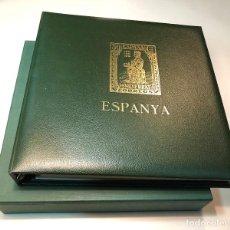 Francobolli: ESPAÑA. HOJAS ALBUM B-4 FILABO. 1996-2000 CON FILOESTUCHES. BUENA CONSERVACIÓN ALBUM INCLUIDO (OPC). Lote 234392580