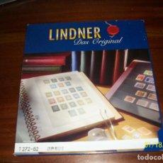 Sellos: HOJAS LINDNER- AÑOS 1982 Y 1983-NUEVOS. Lote 235820510