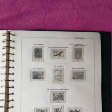 Sellos: HOJAS EDIFIL ESPAÑA. 1985 COMPLETO (FOTOGRAFÍA REAL). Lote 236129905