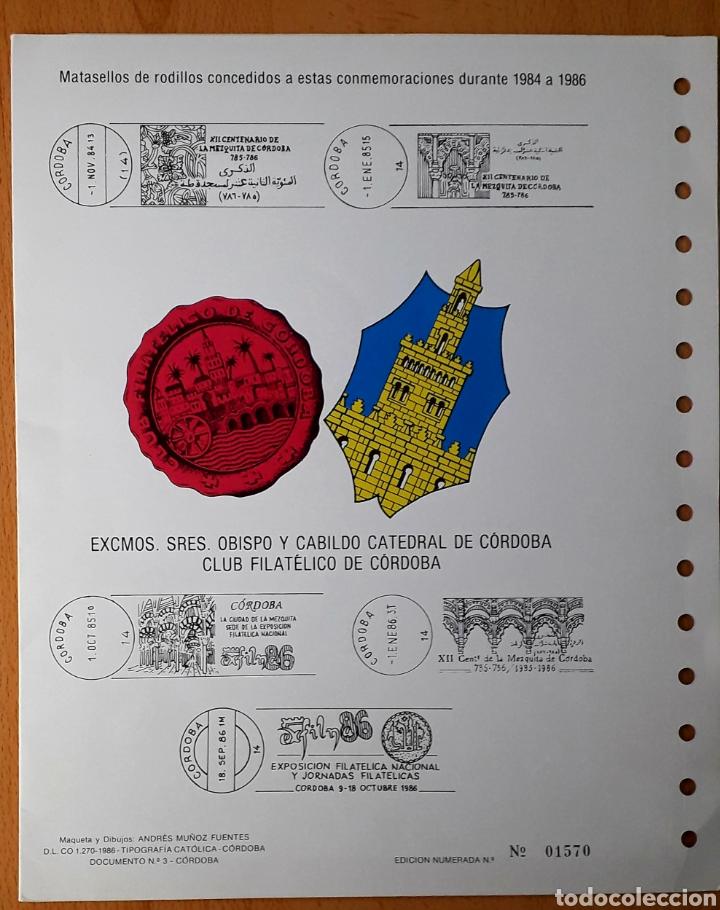 Sellos: PUBLICACIÓN CON MOTIVO DE EXFILNA 86 - Foto 4 - 240824430