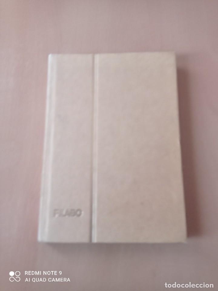 MINI CLASIFICADOR DE FILABO OCHO HOJAS (Sellos - Material Filatélico - Hojas)
