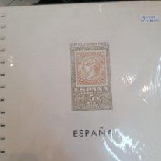 Francobolli: ESPAÑA HOJAS DE ÁLBUM EDIFIL SIN MONTAR AÑOS 1965 AL 1966 (NUEVO). Lote 254896260