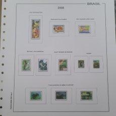 Sellos: HOJA DE SELLOS 2008 SIN FILOESTUCHES. Lote 257656410