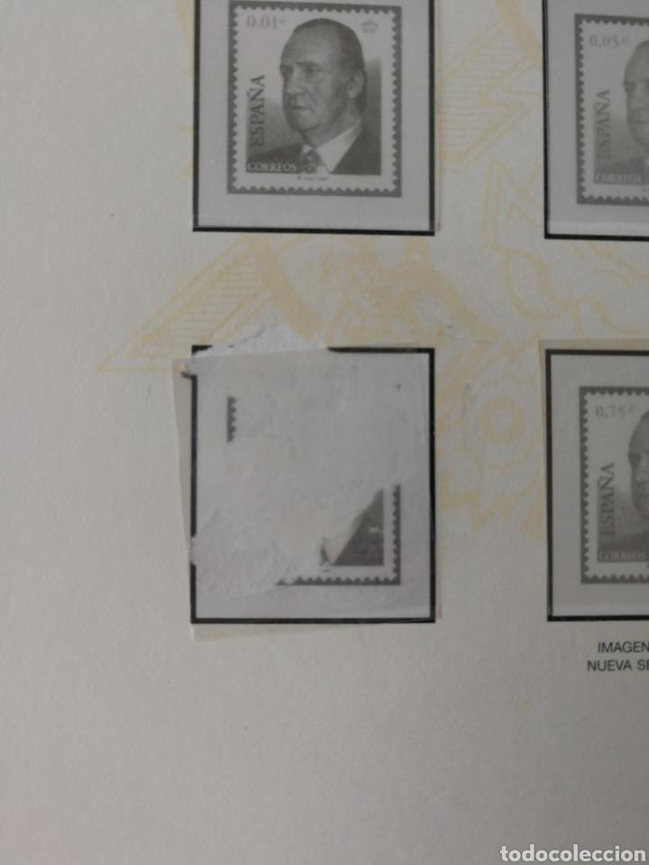 Sellos: MATERIAL FILATELICO : HOJAS EFILCAR AÑO 2002 COMPLETO (LEER DESCRIPCIÓN) - Foto 24 - 175205593