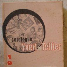Sellos: CATALOGO DE SELLOS IVERT & TELLIER DEL AÑO 1970 - VER 4 FOTOS. Lote 270197083