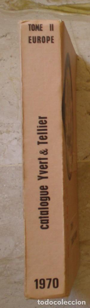 Sellos: CATALOGO DE SELLOS IVERT & TELLIER DEL AÑO 1970 - VER 4 FOTOS - Foto 2 - 270197083