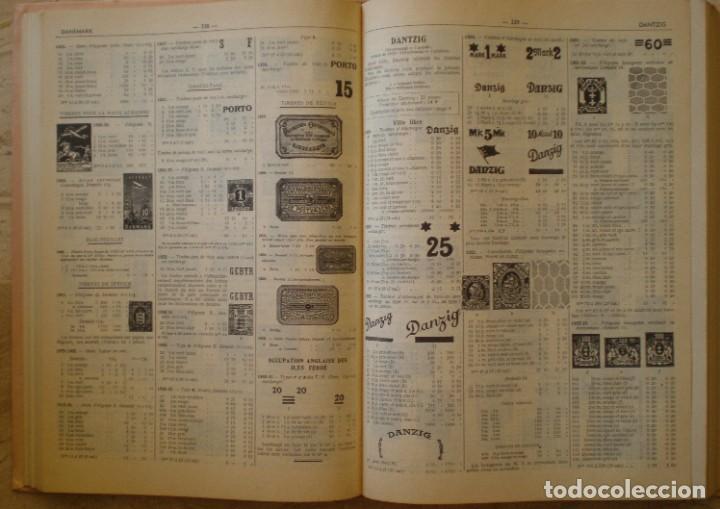 Sellos: CATALOGO DE SELLOS IVERT & TELLIER DEL AÑO 1970 - VER 4 FOTOS - Foto 4 - 270197083
