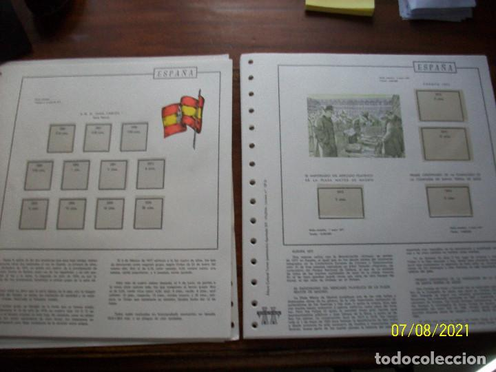 Sellos: HOJAS TORRES EN TRANSPARENTES-AÑOS-1977-1978-1979-1980-1981 - Foto 4 - 274400648
