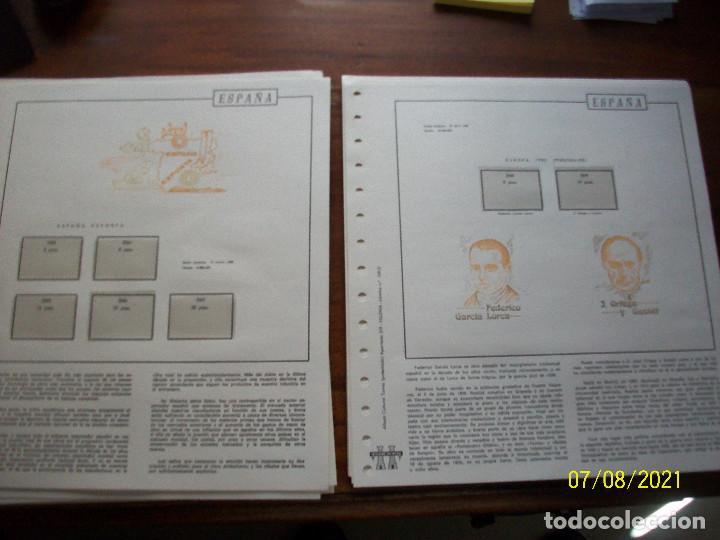 Sellos: HOJAS TORRES EN TRANSPARENTES-AÑOS-1977-1978-1979-1980-1981 - Foto 20 - 274400648