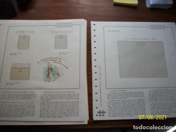 Sellos: HOJAS TORRES EN TRANSPARENTES-AÑOS-1977-1978-1979-1980-1981 - Foto 23 - 274400648