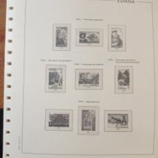 Francobolli: SUPLEMENTO EDIFIL 1976/86 MONTADO BLANCO SEGUNDA MANO. Lote 286323498