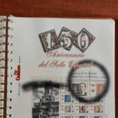 Sellos: HOJAS OLEGARIO PARA SELLOS DE ESPAÑA AÑO 2000 (FOTOGRAFÍAS REALES). Lote 288305593