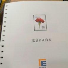 Sellos: ESPAÑA HOJAS DE ÁLBUM EDIFIL SUPLEMENTO AÑO 2006 MONTADO (SEGUNDA MANO). Lote 289252563