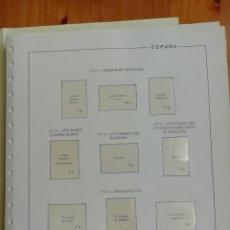 Sellos: HOJAS FILABO ESPAÑA 1976-77. Lote 291907848