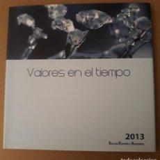 Sellos: LIBRO OFICIAL DE CORREOS 2013. SIN SELLOS. SIN ANDORRA.. Lote 297095988