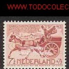 Sellos: HOLANDA 1943. DÍA DEL SELLO. Lote 4052664