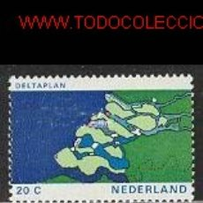 Sellos: HOLANDA 1973. PLAN DELTA. Lote 870408