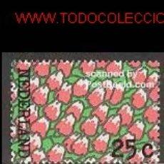 Sellos: HOLANDA 1973. TULIPANES. Lote 870414