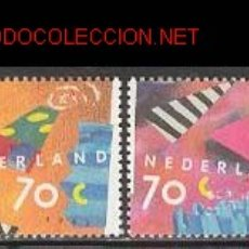 Sellos: HOLANDA 1993. DESEOS. Lote 871201