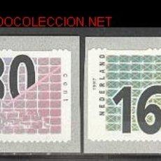 Sellos: HOLANDA 1997. NEGOCIOS. Lote 1858423