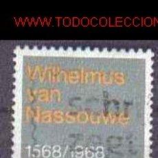 Sellos: HOLANDA 1968. HIMNO NACIONAL. Lote 1844655