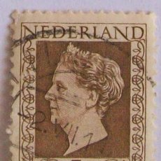 Sellos: 50 CENT NEDERLAND - SELLO HOLANDA. Lote 16102701