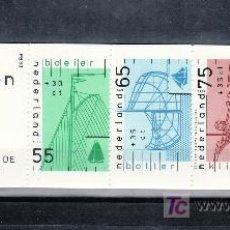 Sellos: HOLANDA 1331A CARNET SIN CHARNELA, VELEROS, . Lote 19849972