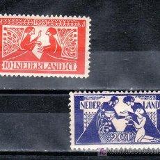 Sellos: HOLANDA 131/2 CON CHARNELA, PARA LAS OBRAS CULTURALES Y SOCIALES, . Lote 19831929