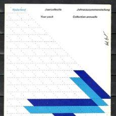 Sellos: HOLANDA 1103/21, HB 20 CARPETA OFICIAL AÑOS 1979 COMPLETOS SIN CHARNELA,. Lote 19847065