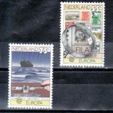 Sellos: HOLANDA 1111/2 SIN CHARNELA, TEMA EUROPA, HISTORIA DEL CORREO. Lote 19716921