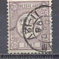 Sellos: HOLANDA- 1876-1892-CIFRAS, USADO. Lote 22667837