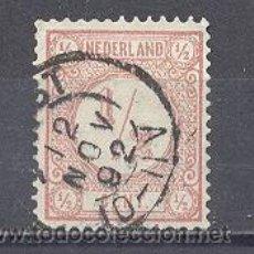 Sellos: HOLANDA- 1876-1892-CIFRAS, USADO. Lote 22667844