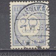 Sellos: HOLANDA-1912-22-TASAS- YVERT TELLIER 58. Lote 24665120