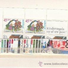 Sellos: HOLANDA 1122/44, A 16, HB21 SIN CHARNELA, AÑO 1980 VALOR CAT 28.20 €+. Lote 32646490