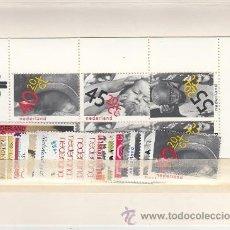 Sellos: HOLANDA 1103/21, HB20 SIN CHARNELA, AÑO 1979 VALOR CAT 20.30 €+. Lote 32647187