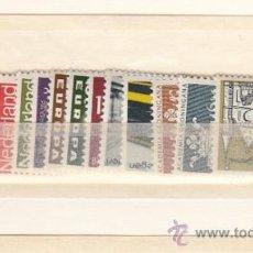 Sellos - holanda 791, 796/809 sin charnela, año 1964 valor cat 7.95 €+ - 32647240