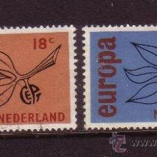 Sellos: HOLANDA 822/23 - AÑO 1965 - EUROPA. Lote 33312434