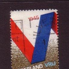 Sellos: HOLANDA 913 - AÑO 1970 - 25º ANIVERSARIO DE LA LIBERACION. Lote 33312494