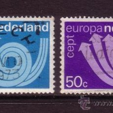 Sellos: HOLANDA 982/83 - AÑO 1973 - EUROPA. Lote 33440742