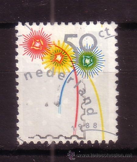 HOLANDA 1326 - AÑO 1988 - NAVIDAD (Sellos - Extranjero - Europa - Holanda)