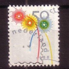 Sellos: HOLANDA 1326 - AÑO 1988 - NAVIDAD. Lote 36177826