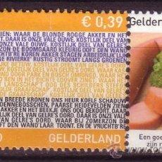 Sellos: HOLANDA 1925 - AÑO 2002 - PROVINCIA DE GELDERLAND . Lote 37117872