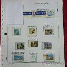 Sellos: HOLANDA 1998 - CON SELLOS PRACTICAMENTE EL AÑO COMPLETO Y EN HOJAS FILABO (VER FOTOS). Lote 37255243