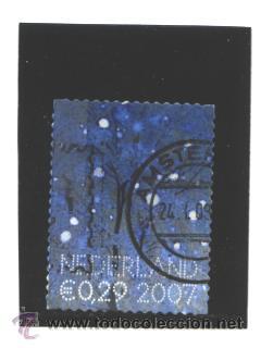 HOLANDA 2007 - NAVIDAD - USADO (Sellos - Extranjero - Europa - Holanda)