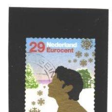 Sellos - HOLANDA 2002 - Yvert nro. 1987 -NAVIDAD - USADO - 39123843