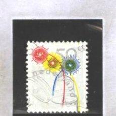 Sellos: HOLANDA 1988 - YVERT NRO. 1326 - USADO. Lote 43210200